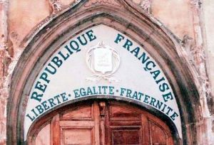 A State owned church in France