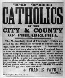 bishop-francis-patricks-response-to-the-may-riot-in-1844-in-philadelphia