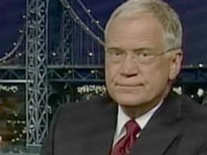 David Letterman Degenerate