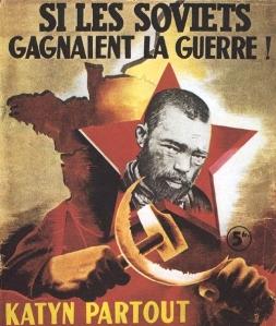Katyn massacre poster