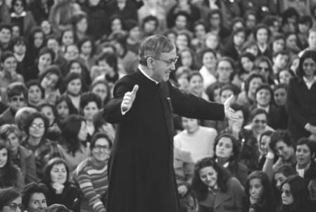 St. Josemaria Escriva audience