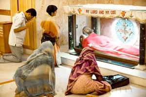 St. Thomas the Apostles Tomb Chennai Madras