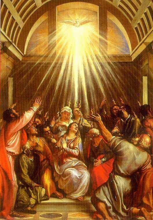 Pope Benedict On Pentecost The American Catholic